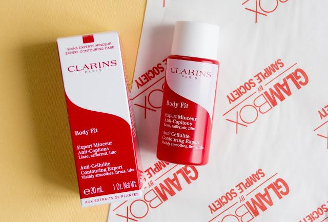 Антицеллюлитный крем-гель с эффектом лифтинга Clarins Body Fit