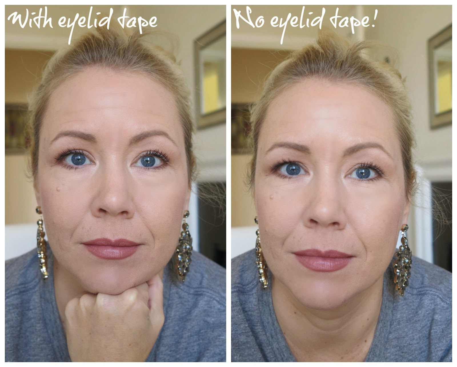 Eyelid Tape For Hooded Eyes- Does This Really Work?