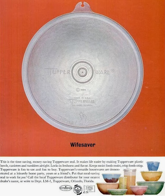 January 63 Tupperware Ad