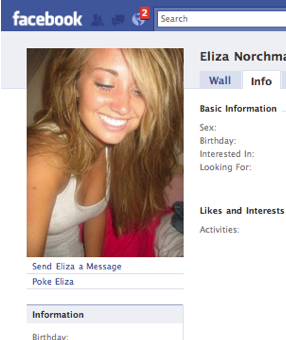 How To Open Locked Facebook Profile Pictures