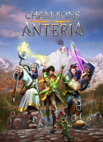 Champions of Anteria PC Full Español