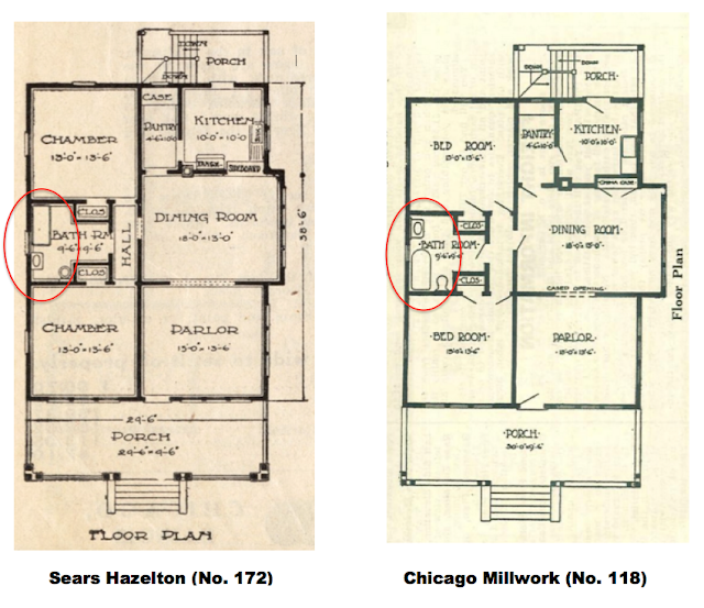 sears hazelton chicago millwork clone floor plan