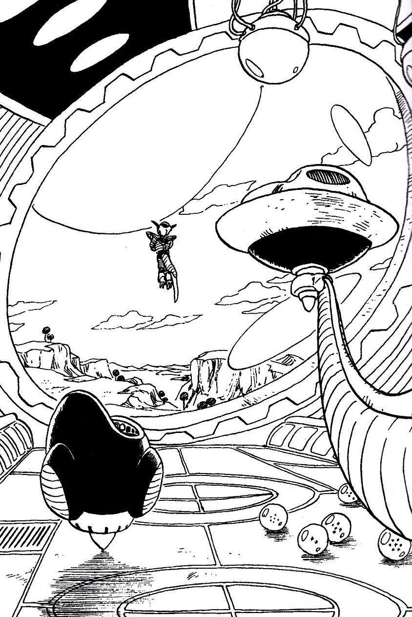 JthenR's Comic Vault Dragon Ball Z The World's Greatest