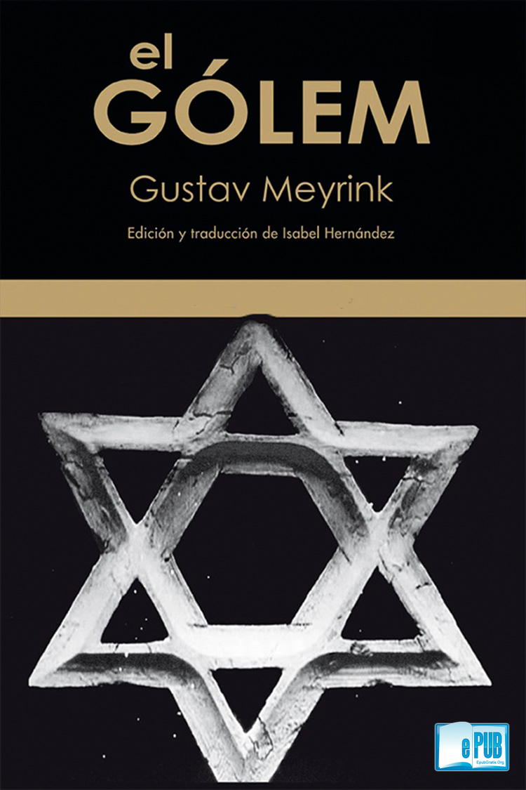 El golem – Gustav Meyrink