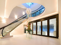 Modern homes interior stairs designs ideas.