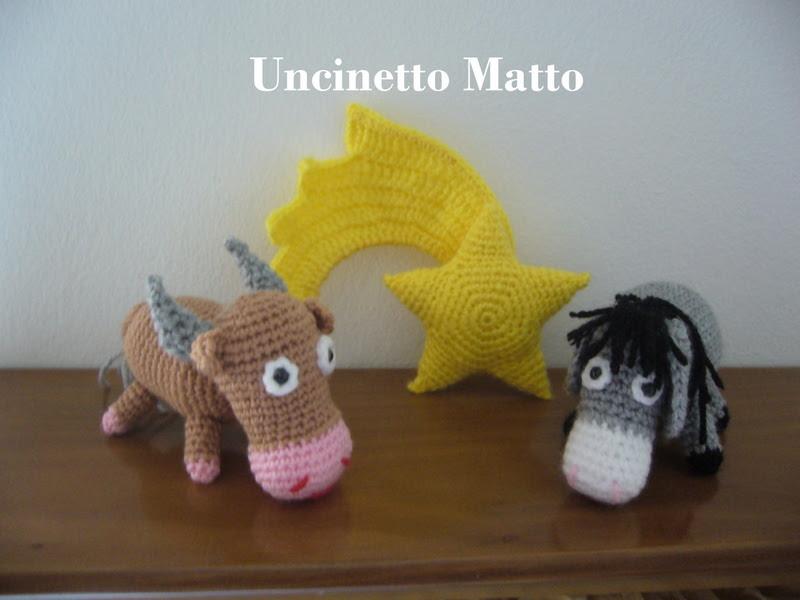animali pdf schema gratis crochet uncinetto amigurumi | 600x800