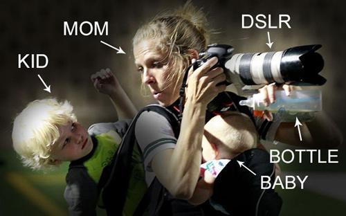 Η μαμά-πολυεργαλείο που έγινε viral (ΦΩΤΟ)