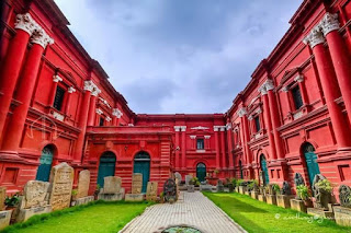 Venkatappa Art Gallery Bangalore city