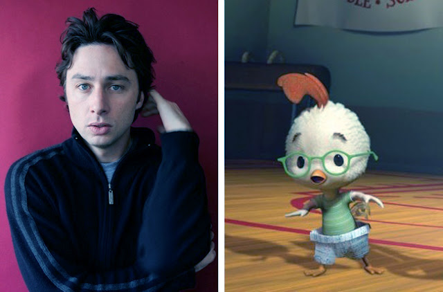 Zach Braff - Chicken Little - Chicken Little