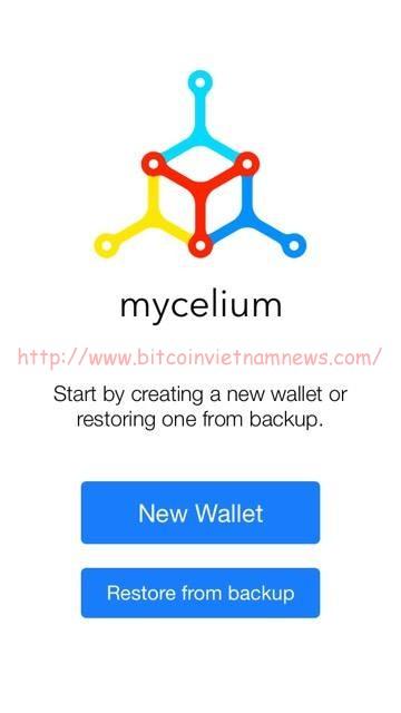 Hướng dẫn sao lưu và phục hồi ví Blockchain.info
