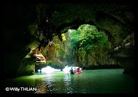 Phang Nga Sea Canoe