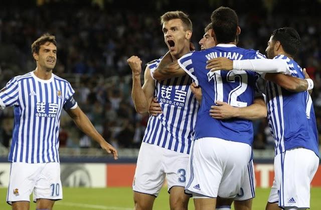 Pós-jogo: Real Sociedad 4×0 Rosenborg – Jogo sensacional de um time sensacional!