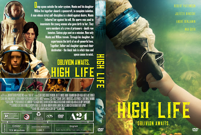 High Life DVD DVD Cover