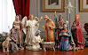 Three Kings Gifts Real Life Nativity Set 14 Inch