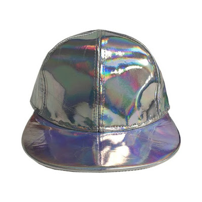Back To The Future II Color Changing Hat