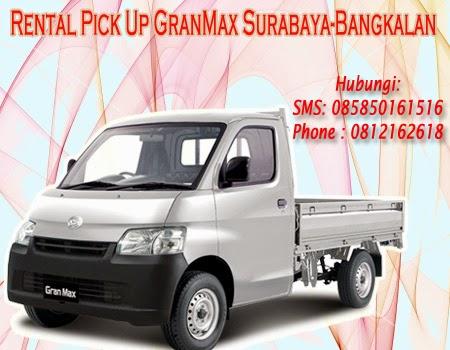 Sewa Pick Up Grandmax Surabaya-Bangkalan
