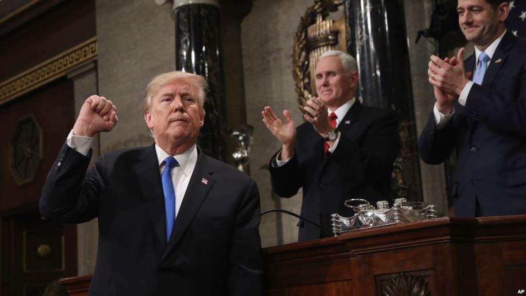 El discurso presidencial duró aproximadamente 80 minutos / AP