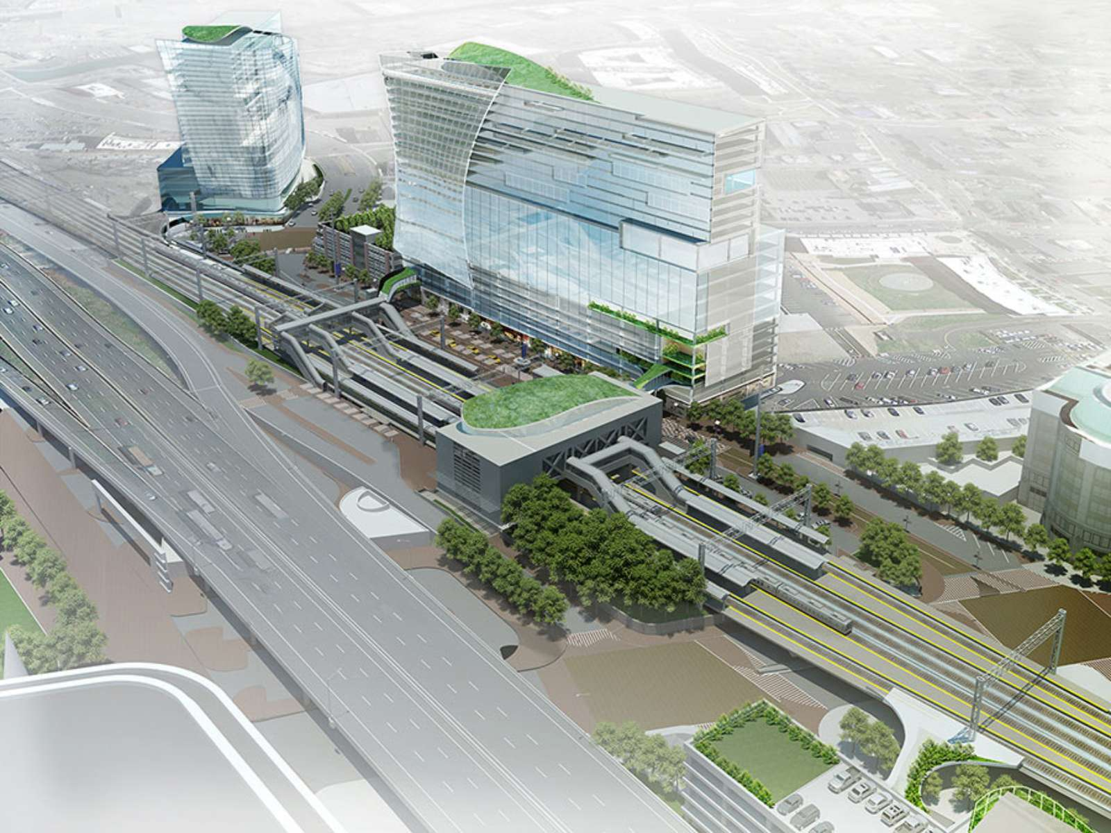 Architecture Now And The Future Multi Modal Revamp Of The