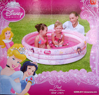 Disney Princess Pool