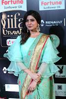Samantha Ruth Prabhu Looks super cute in a lovely Saree  Exclusive 28.JPG