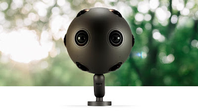 Cámara realidad virtual Ozo Vr
