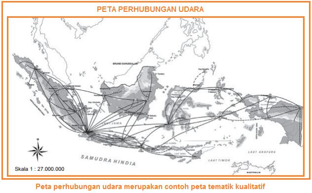 Contoh Peta Tematik