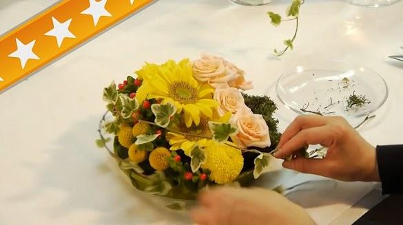 Cara Merangkai Bunga Kristal Akrilik Mawar