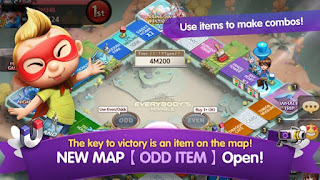 LINE Let's Get Rich v2.0.0 MOD APK Unlimited Money, Diamond, Clover and Gold