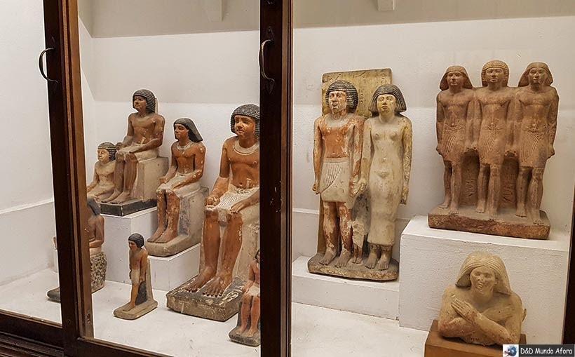Acervo do Museu do Cairo, Egito