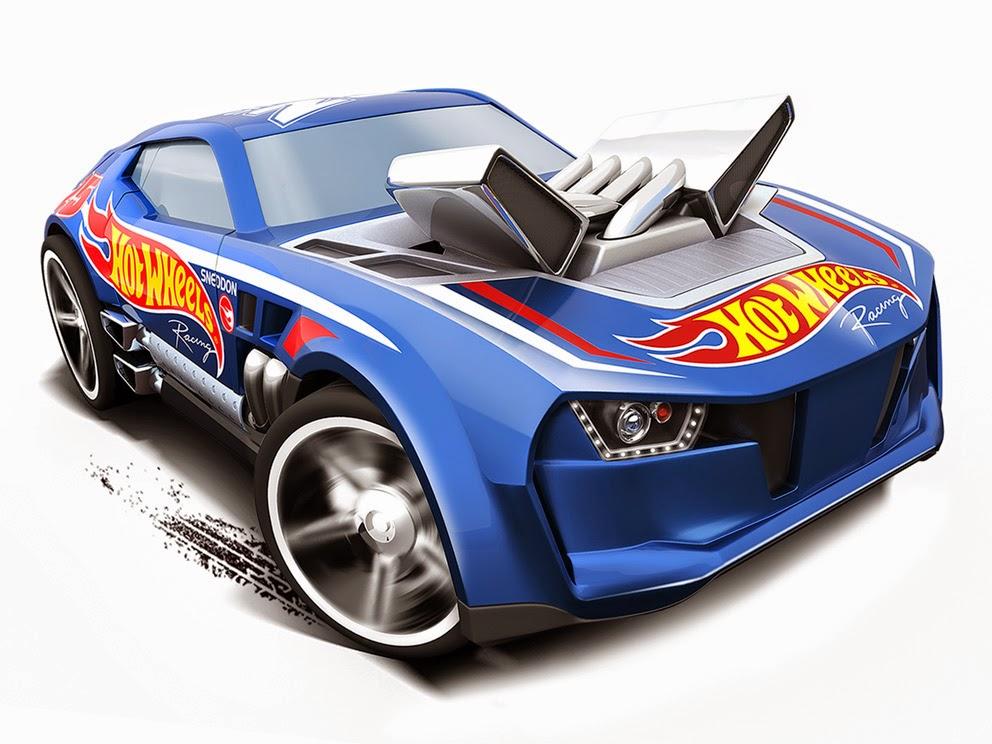 Desenhos De Carros Da Hot Wheels