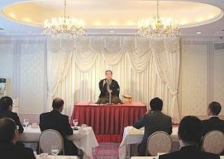三遊亭楽春講演会、人が笑顔になるコミュニケーションと職場づくりのヒント。