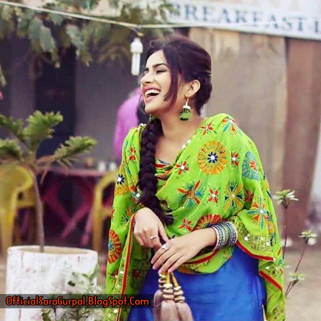 Happy Raikoti : Sara Gurpal New Images And Wallpapers