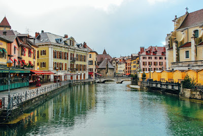 10 beautiful towns photos in Europe
