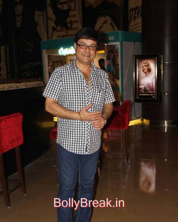 Sachin Pilgaonkar, Celebs at 'Coffee Ani Barach Kahi' Premiere Photo Gallery