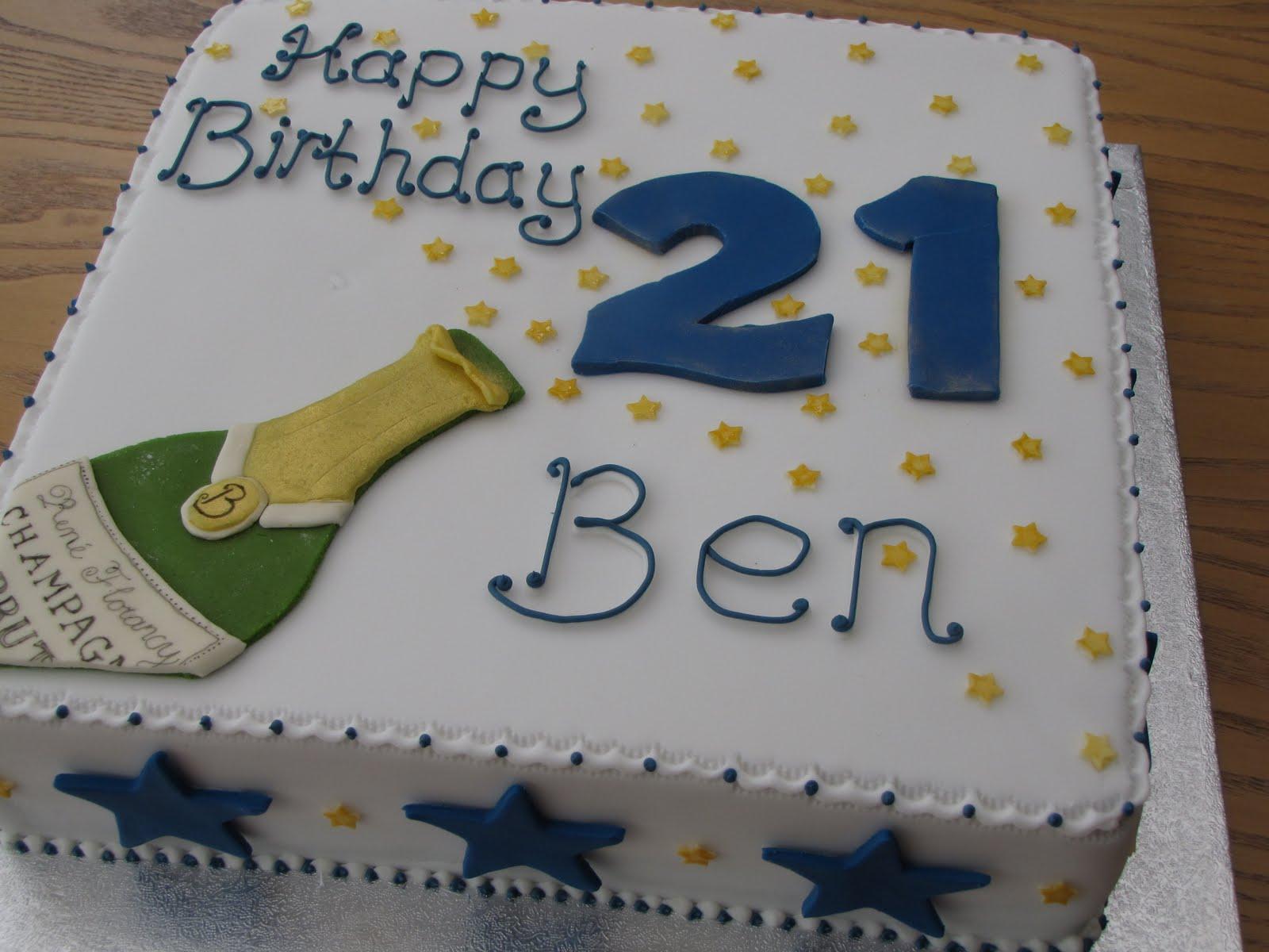 Cool Easy Birthday Cake