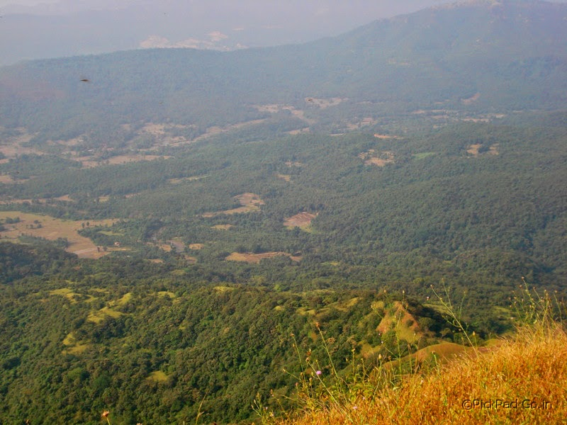 Breath taking view from the Kawalesat point  Ambolim - Hill station near Goa - Pick, Pack, Go