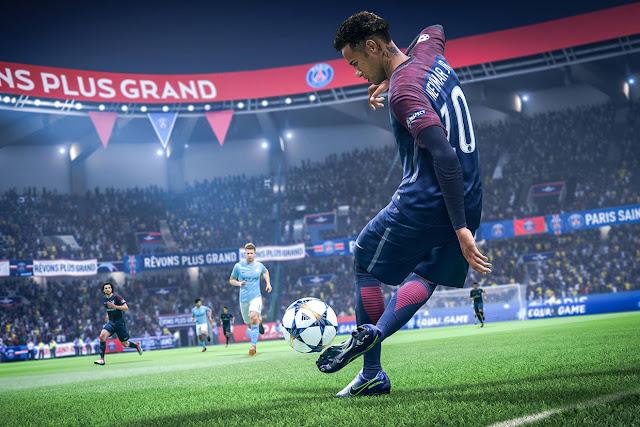 Tips dan Trik Cara Bermain FIFA 19