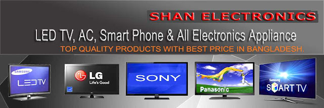 Website Review and Analysis of SHAN Electronics LED TV-AC-Electronics Banner | Shan Electronics Website Review