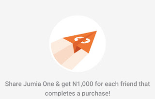 Jumia one, jumia promo
