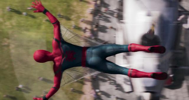 Avance del tráiler de Spider-Man: Homecoming