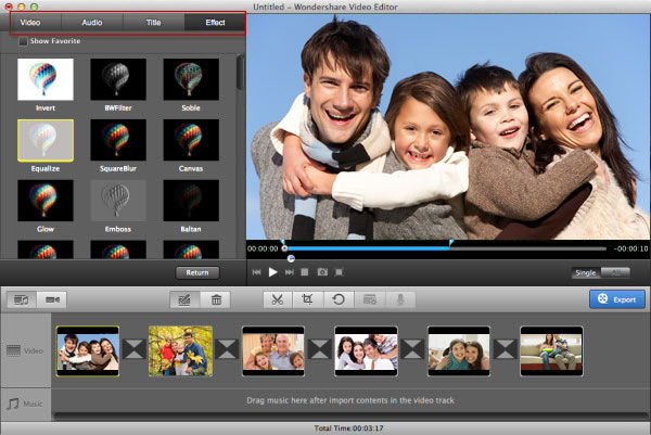wondershare video editor registration code mac