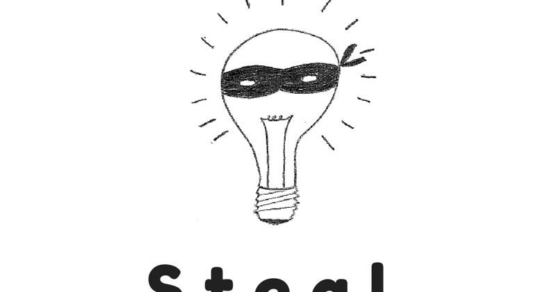 Steal This Idea: Conference presentation deadline