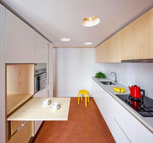 Không gian nội thất căn hộ 70m2 - Ảnh 7