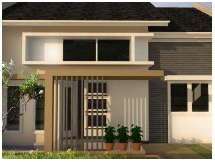 jasa desain rumah minimalis modern - desain interior