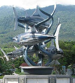 Kota Bitung Sulawesi utara-Tempat wisata