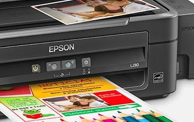 epson l210 installer