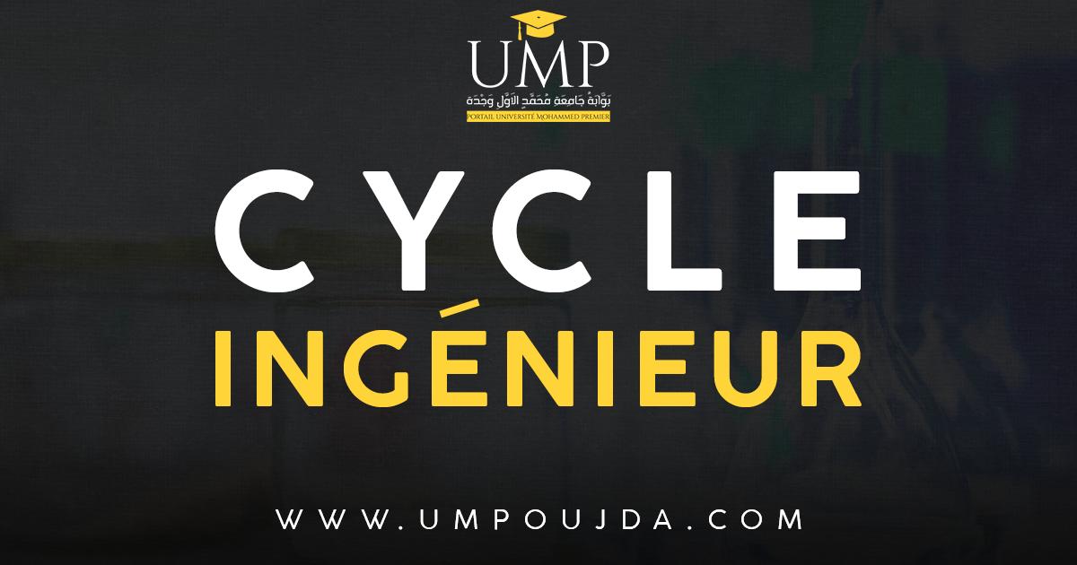 INPT Rabat : Accès en 1ère Année Cycle Ingénieur 2018/2019