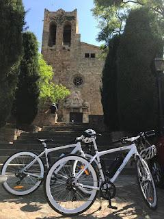 ebike tours Barcelona
