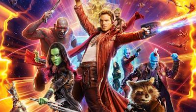 """Daftar Kumpulan Lagu Soundtrack Film Guardians of the Galaxy (2017)"""