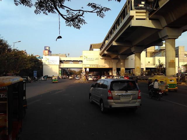 M.G. Road